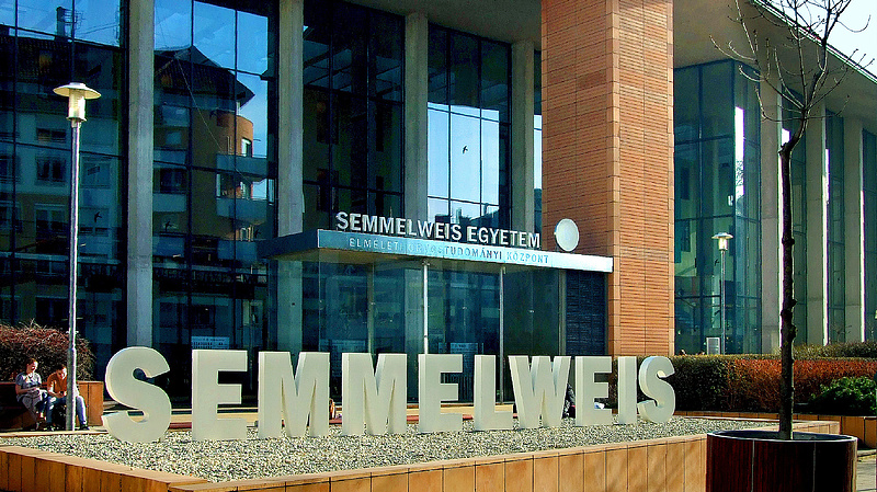 Csalók élnek vissza a Semmelweis Egyetem nevével