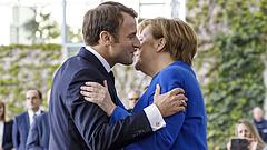 Elkezdik szétcincálni a Merkel-Macron paktumot - támadhat a régió