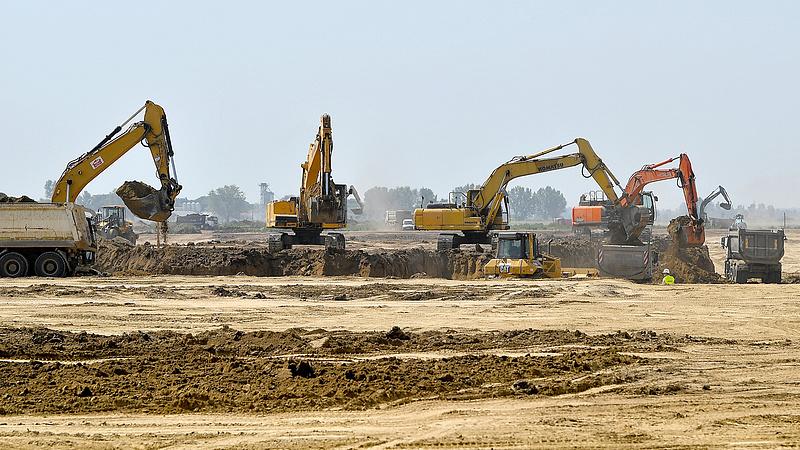 Elemzők: ez fékezte májusban az építőipart