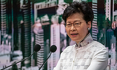 A hongkongi vezetés meghátrált a tüntetések hatására