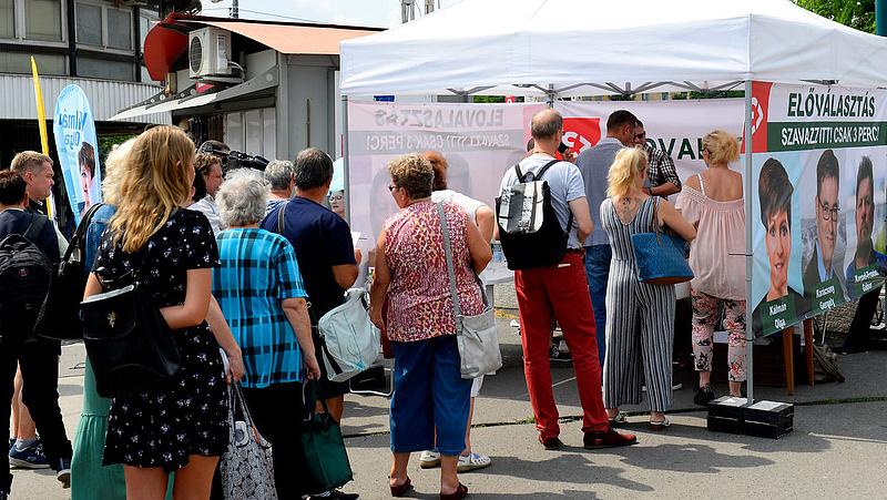 Budapesti előválasztás: így látja az esélyeket a közvéleménykutató