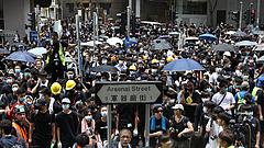Újra sokan tüntettek Hongkongban