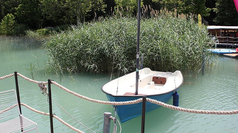 Már a Balaton is megszenvedi az extrém hőmérsékletet