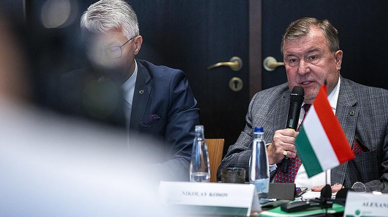 Kemény levelet kapott a budapesti amerikai nagykövet a volt KGST-bank miatt