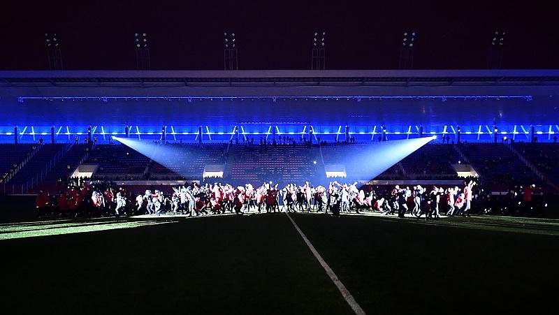 Rezisztens baktériumos víz folyik a Vidi új stadionjának csapjaiból