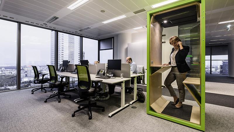 Brutális drágulás az irodapiacon