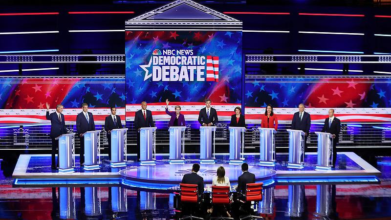 Amerikai elnökválasztás: most Nevadán a sor