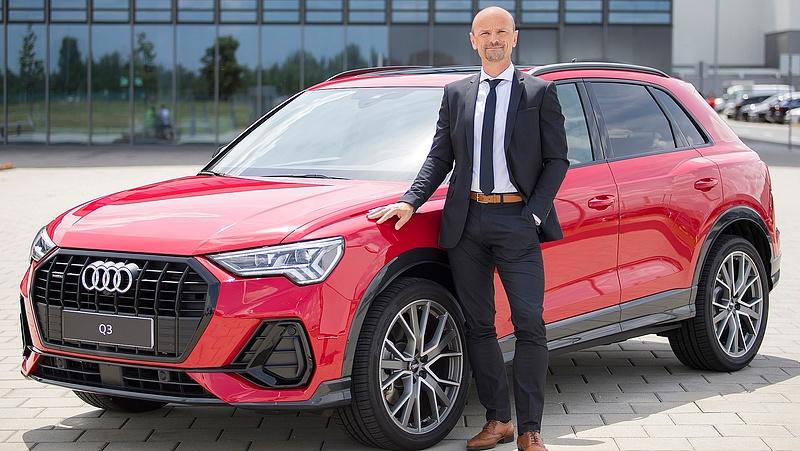 Vezetőváltás az Audi Hungariánál