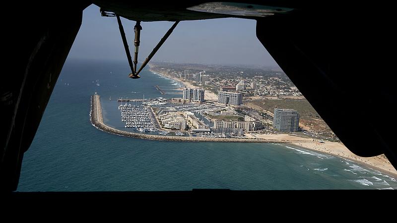 Végleg bezárták Tel-Aviv belföldi repülőterét