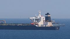 Marad zár alatt Gibraltáron az iráni tanker
