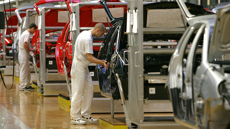 Koronavírus: lépett a VW