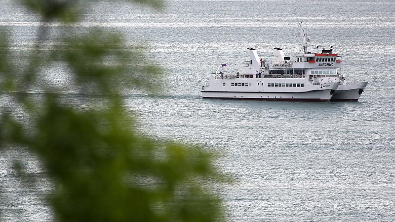 Felborult egy sétahajó a Fekete-tengeren, ketten meghaltak