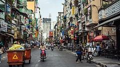 Koronavírus: lezárták a vietnami fővárost 15 napra