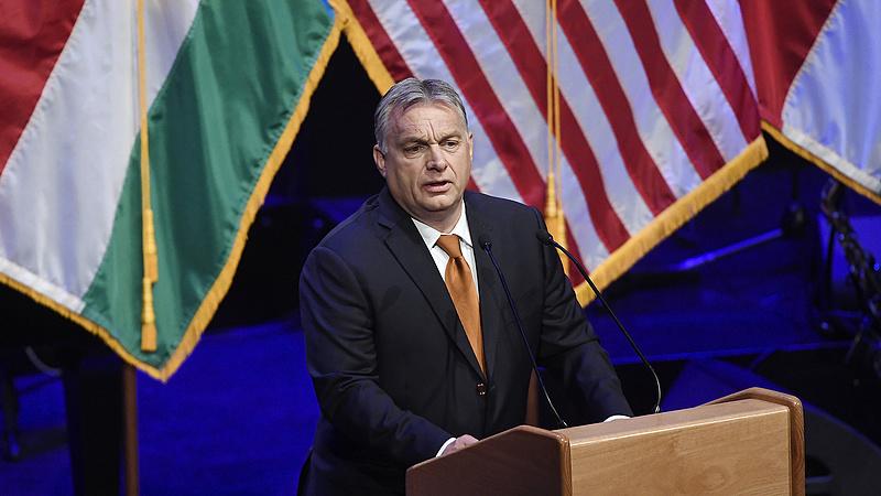 Kilenc év szünet után először ment el Orbán Viktor az amerikai függetlenség napi fogadásra