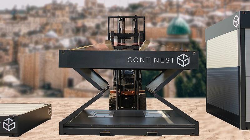 Hadiipari beszállító lehet az összecsukható konténert gyártó magyar cég
