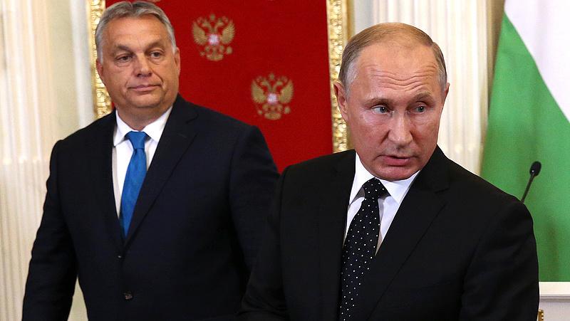 Putyin ismét Budapestre érkezik