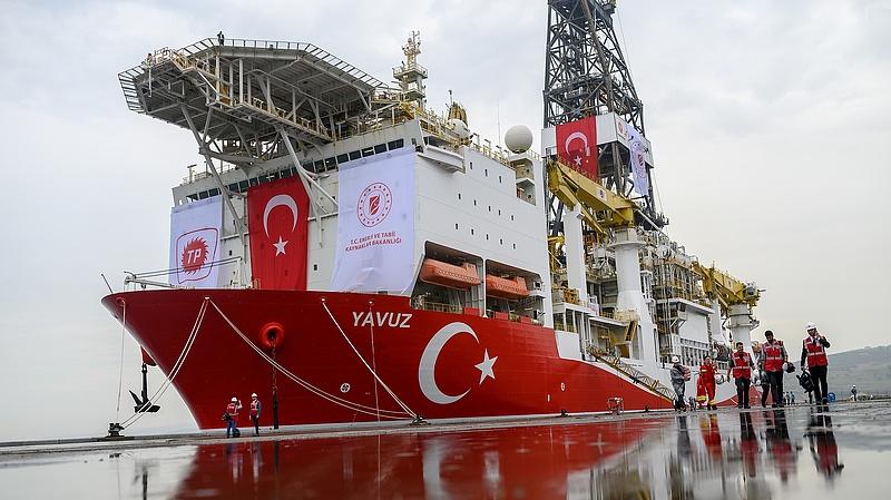 Kemény üzenet érkezett Törökországból az uniós szankciókra