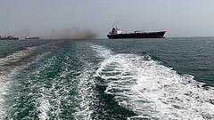 Irán elfogott egy brit tankerhajót