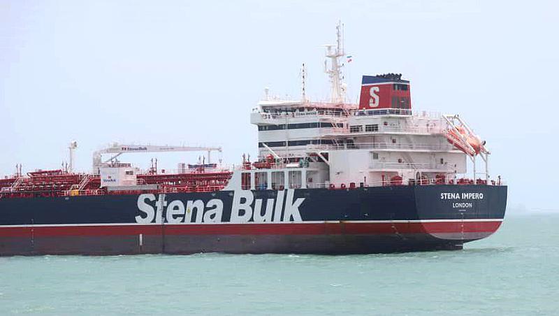 Egyre feszültebb a hangulat az Irán által lefoglalt tanker miatt