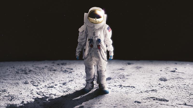 A holdra se lehet menekülni a koronavírus elől