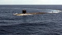 Megtaláltak egy 50 éve rejtélyesen eltűnt tengeralattjárót