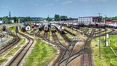 A forróság miatt lépni kell a német vasútnak