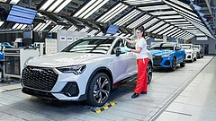 Új modellt gyárt a győri Audi