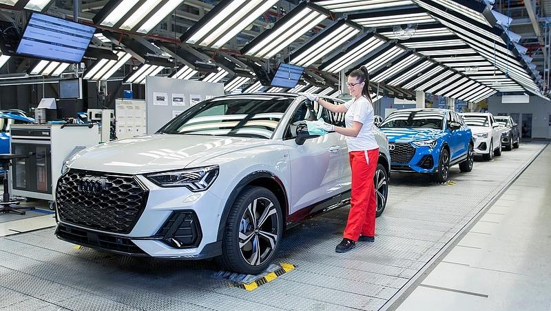 Vezetőváltás jön a magyar Audinál