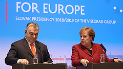 A német külügyminiszter nem, de Merkel jön Magyarországra