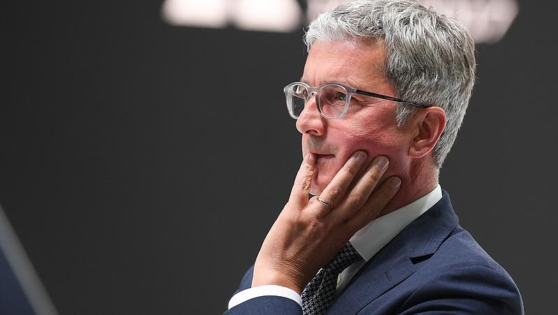 Vádat emeltek az egykori Audi-vezető ellen a dízelbotrány miatt