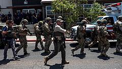 Lövöldözés volt egy texasi bevásárlóközpontban