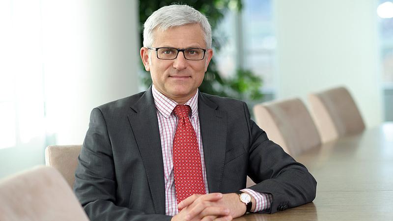 Sokkal több hitelt is felvehetne a lakosság - mondja az Erste elnök-vezérigazgatója