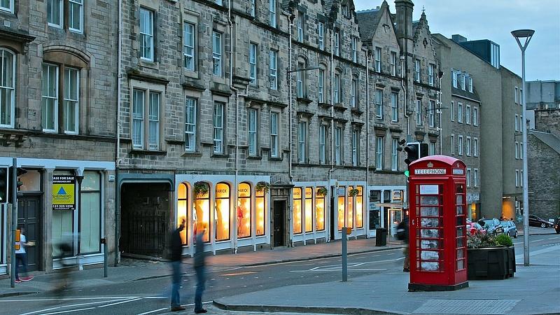 Skóciát padlóra küldheti az új londoni javaslat