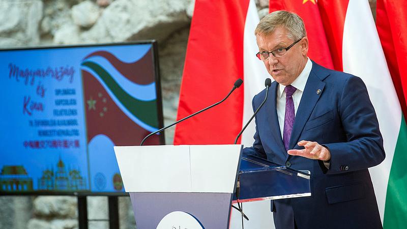 Matolcsy elővette Gyurcsány Ferenc nagy tervét