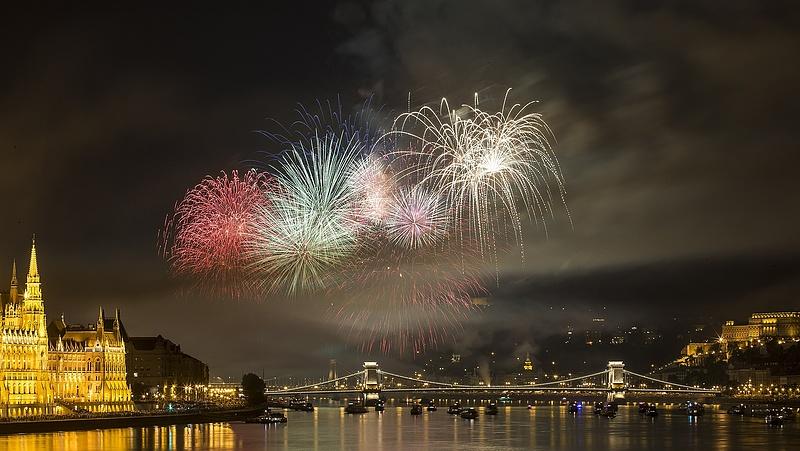 Augusztus 20.: változik a tűzijáték és a program