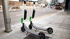 Gyorsan eléri a végzet az e-rollereket Budapesten