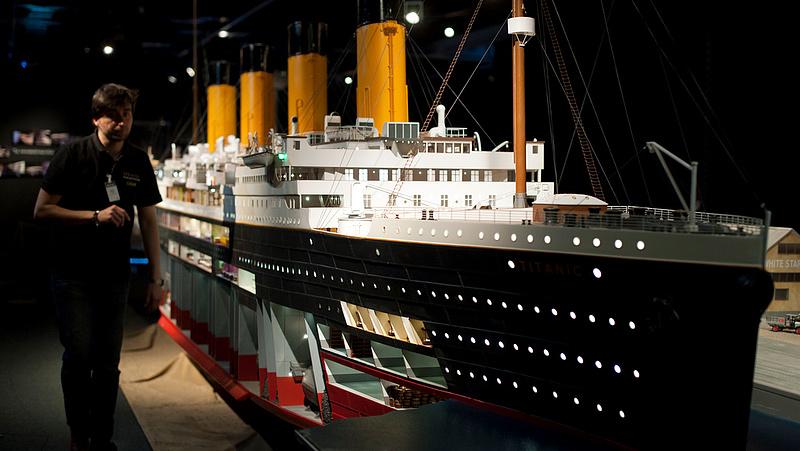 Új adatok kerülnek napvilágra a Titanicról