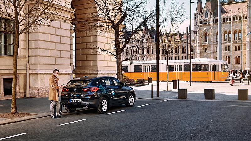 Meglepetést okoztak a budapesti közösségi autósok