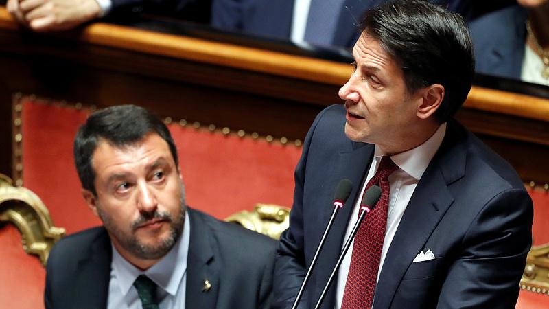 Milyen kínos: Pinokkió győzte le Salvinit