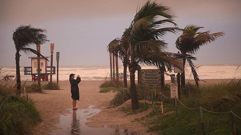 Már a tizedik hurrikán ért partot az USA-ban