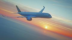 Sorra állnak le a légitársaságok