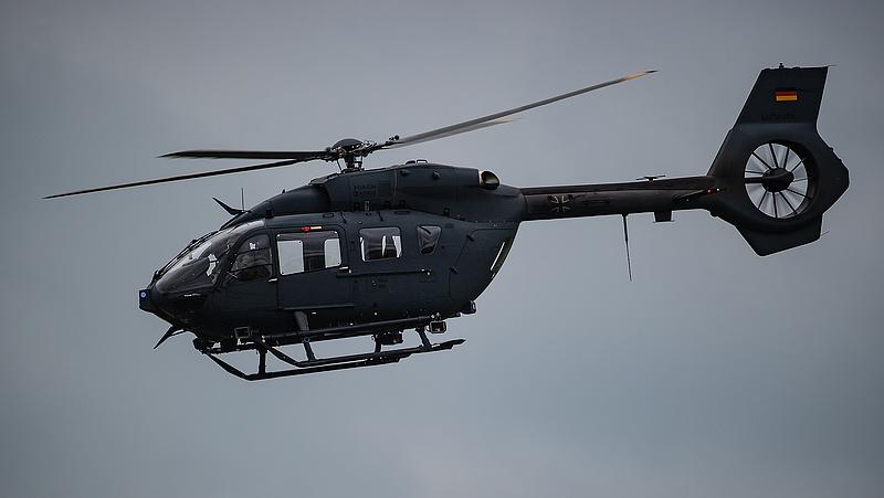Új helikopterek érkeznek a Honvédséghez