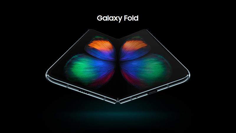 Érkezik a második generációs Samsung Galaxy Fold