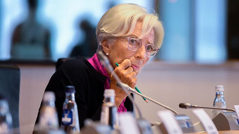 Támogatja az EP Lagarde elnökségét