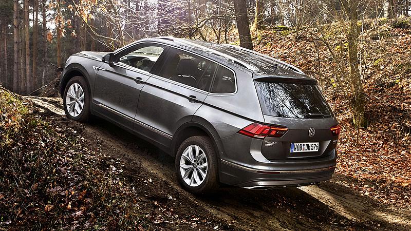 A Volkswagen nagyra tör