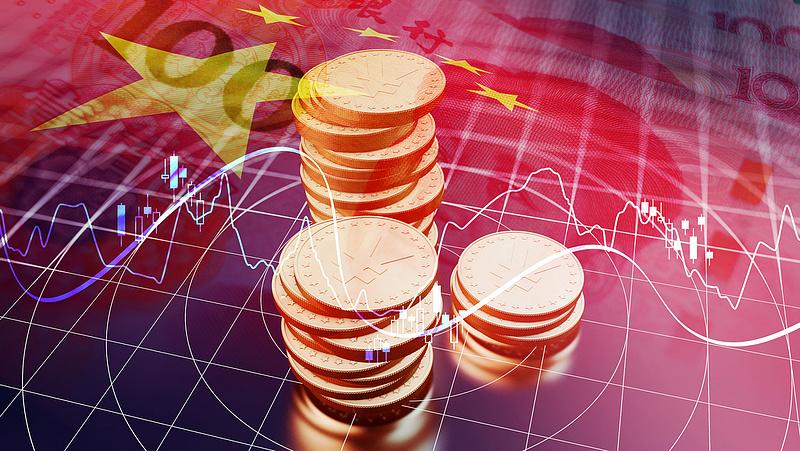 Felszökött a China Evergrande egyik nagytulajdonosának a részvényárfolyama