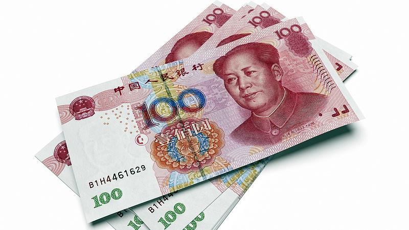 Infláció: több mint 10 éve nem láttak ilyet Kínában