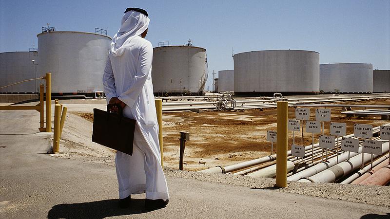 Lerázta magáról a válságot a Saudi Aramco