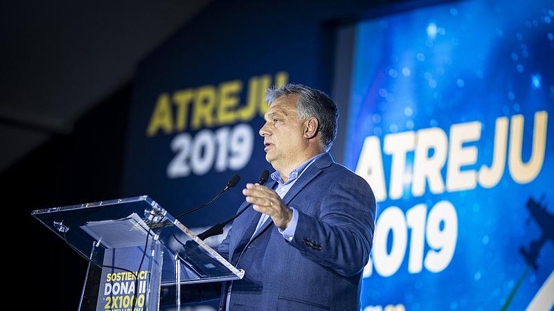 Beolvasott Orbán Viktornak az olasz külügyminiszter