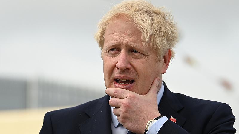 Boris Johnson kitartóan optimista